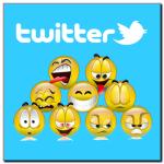 Смайлики в Твитер