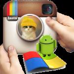 Аватарка в Инстаграм
