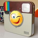 смайлики в Инстаграм на андроид