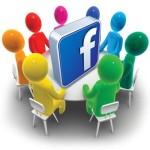 Создать группу в FB