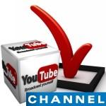Регистрация и создание канала в Youtube