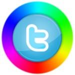Коды цветов для Твиттера