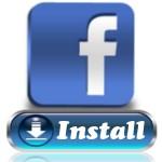Установить Фейсбук