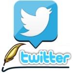 Написать в Твиттере