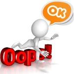 Не открываются обсуждения в Одноклассниках