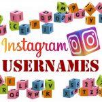 Инстаграм имя пользователя