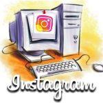 Добавлять фото в Инстаграм через компьютер